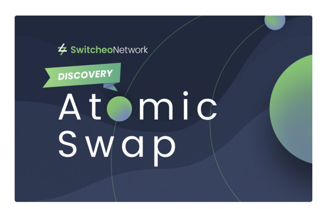 Switcheo Discovery: How Atomic Swaps Work