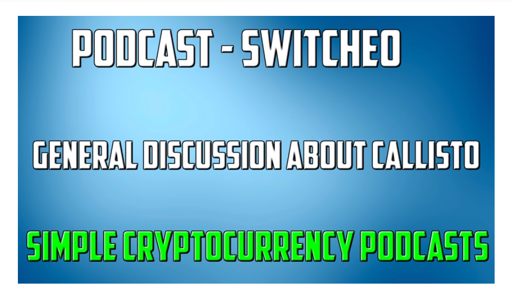 [Podcast] Post Callisto Updates