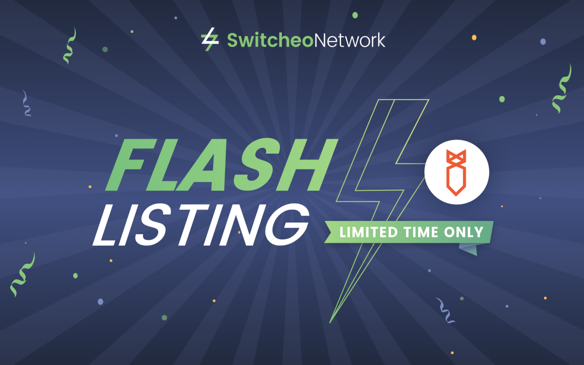 Switcheo Flash Listing — Half Life (NUKE)