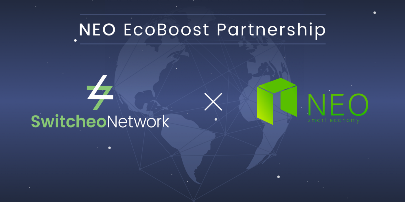 Switcheo X NEO EcoBoost Partnership