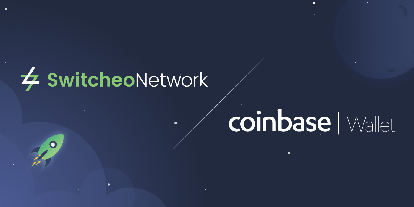 Switcheo's Next Million Users with Coinbase Wallet's WalletLink!