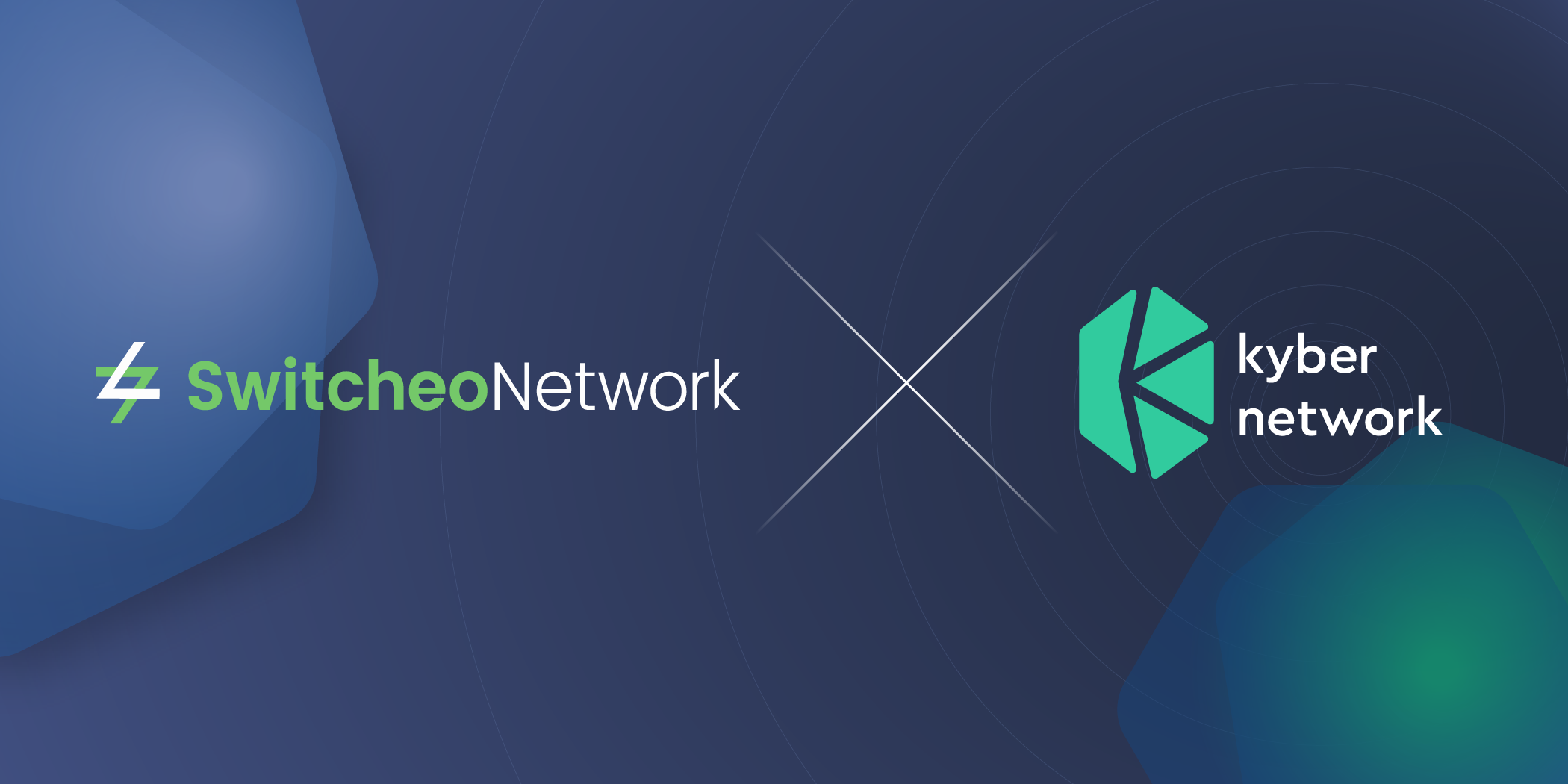Switcheo Integrates with Kyber's On-Chain Liquidity Protocol