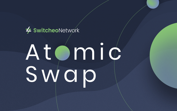 Switcheo Launches Cross-Chain Atomic Swaps on EOS and ETH