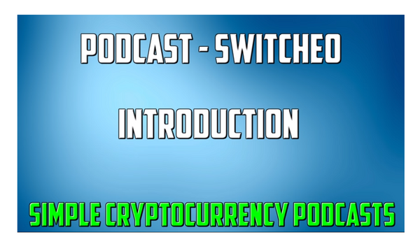 [Podcast] Switcheo And Callisto Update - Community Questions