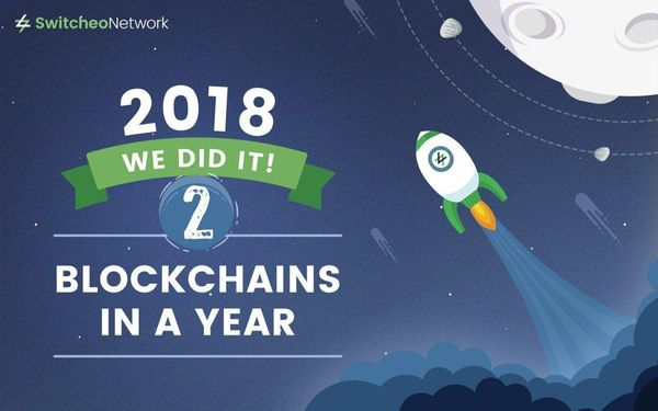 Switcheo Roundup 2018