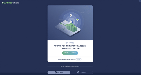 Unveiling the All-New Switcheo Account