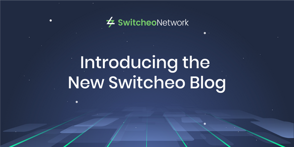 Introducing the New Switcheo Blog!