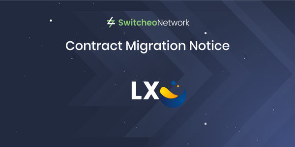 [IMPORTANT] Moonlight Lux (LX) Contract Migration Notice