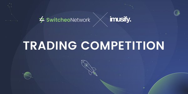 imusify Trading Competition - Win 400,000 IMU!