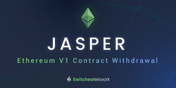 Switcheo Ethereum V1 Contract - Manual Withdrawal