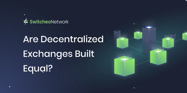 Are Decentralized Exchanges Built Equal?
