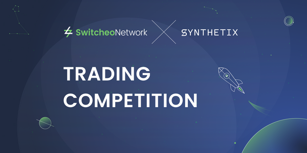 Trading Competition - 1,000 SNX & 250,000 SWTH Giveaway