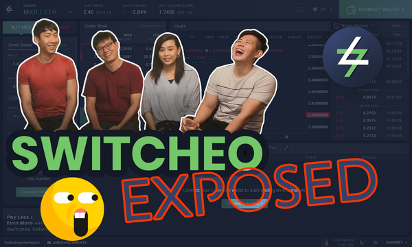 Switcheo Exposed
