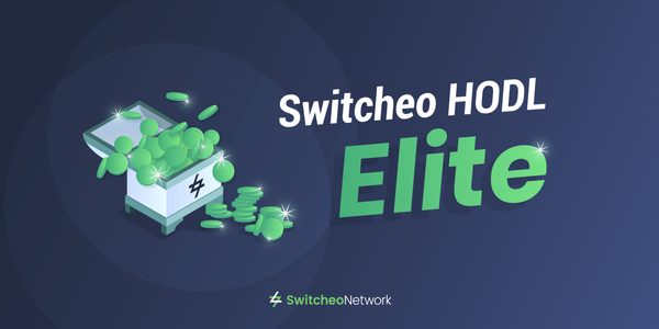Switcheo HODL Elite - Concluded